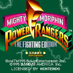 Mighty Morphin Power Rangers – The Fighting Edition