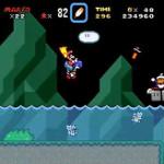 Super Mario World Dark Man Edition