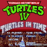 Teenage Mutant Ninja Turtles IV – Turtles in Time